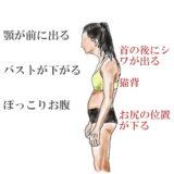 「冷え性・姿勢が悪い・疲れが取れにくい」どれか当てはまる女性は骨盤の歪みを確かめる事をオススメします。